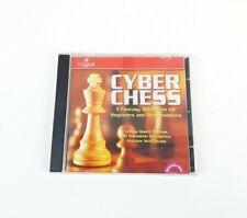 Cyber Chess-PC-CD Rom Spiel in Jewel Case-Kostenlose UK Lieferung