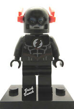 Flash (Black Lantern) - Custom (Compatible with LEGO)