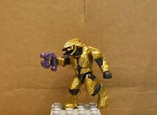 HALO Gold ZEALOT ELITE Covenant Mega Bloks megabloks blocks pp  construx