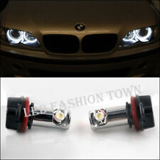 LED H8 HALO ANGEL EYES For BMW E70 E92 328 E93 E82 X5 White Marker Kits