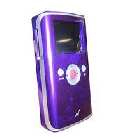 "Sylvania Dv-2100 Purple Pocket Digital 2"" Lcd Video Camera Camcorder 4x Zoom"