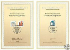 BRD 1990: SWK-Ersttagsblätter Nr 1448+1468+1469! Rabatt