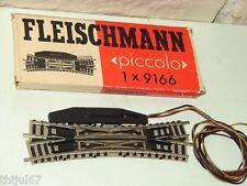 FLEISCHMANN PICOLO ( 9166 ) TJD ELECTRIQUE DECALEE A GAUCHE  EN BOITE  N 1/160