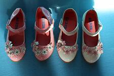 New Girl's Flats Rivet Princess Shoes Size 4yrs 5yrs 6yrs 7yrs 8yrs 9yrs