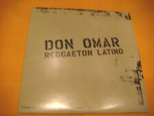 Cardsleeve Single CD DON OMAR Reggaeton Latino PROMO 2TR 2005 reggaeton