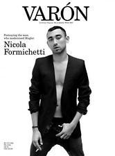 VARON Magazine #4 F 2011 Nicola Formichetti Kacper Kasprzyk Mugler Anders Madsen