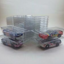 25 -HO Slot Cars Storage Cases - 1:64 / HO Boxes (Brand new clamshells)
