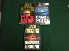 Jack Higgins Sean Dillon Series Book 1-3