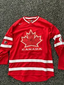 Nike 2010 Olympic Gold Medal Team Canada Hockey Jersey Mens Size S