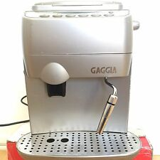 GAGGIA SYNCRONY COMPACT DIGITAL ESPRESSO, COFFEE & CAPPUCCINO MACHINE