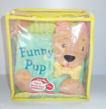 Soft Play Funny Pup Giggle Jiggle Fun Book - Wiggles, Giggles & Barks - 2012