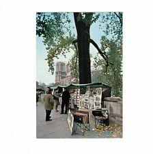 AK Ansichtskarte Paris / Bouquinistes des quais de la Seine