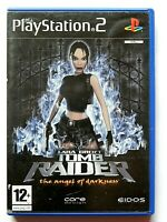 Lara Croft Tomb Raider: The Angel of Darkness (Sony PlayStation 2, 2003,PAL) PS2