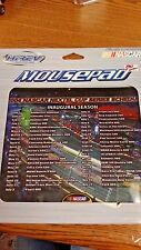 NASCAR CAR 2004 NEXTEL CUP SERIES SCHEDULE  MOUSE PAD BRAND NEW IN PACKAGE
