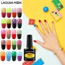 Lagunamoon Gel Polish Thermal Color Change UV LED Gel Nail Polish UK STOCK