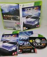 Xbox 360 Test Drive Unlimited 2 TDU Complete With Manual And Map FAST FREE POST