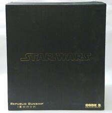 STAR WARS REPUBLIC GUNSHIP CODE 3 0098/2500 Clone Wars Vintage Collection Ahsoka