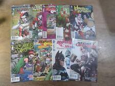 HARLEY QUINN ONE SHOT LOT; Conner Palmiotti Batman Suicide Squad DC Comics