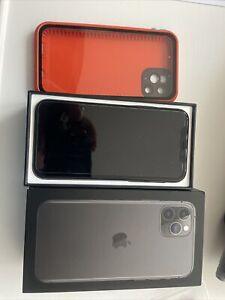 Apple iPhone 11 Pro - 256GB - Space Grey (Unlocked) With Original Unused Acc