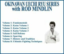 OKINAWAN UECHI RYU KARATE Training Series (8) DVD Set fundamentals katas