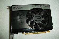 EVGA GeForce GTX 650 PCIe Graphics Card 2GB DVI mini HDMI 128-Bit 02G-P4-2653-KR