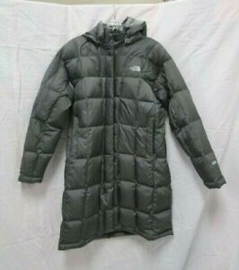 The North Face Down Puffer Long Coat Jacket 600 Fill Women's Sz Small