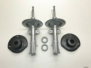 2 X Vordere Stoßdämpfer & Halterung Für Chrysler Voyager Rg 2001-2007 Ssa / /