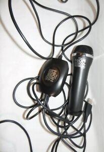 Disney High School Musical Logitech A-0234A USB Microphone PS2 & PS3
