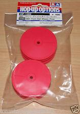 Tamiya 54282 DB01 Front Dish Wheels (Pink) (TRF501X/TRF502x/TRF503/DB02)
