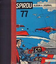 Album SPIROU 77