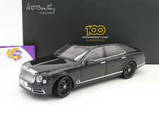 Almost Real 830508 # Bentley Mulsanne W.O Edition by Mulliner Baujahr 2018 1:18