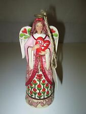 Enesco Heartwood Creek Jim Shore Powerful is The Blessing of Love 2011 Figurine
