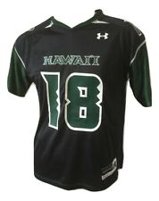 Maglia under armour Hawaii Rainbow Warriors american football shirt size m