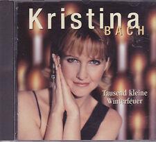 Kristina Bach-Tausend Kleine Winterfeuer cd album