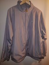 Men's Nike Windbreaker - Gray Jacket - XL