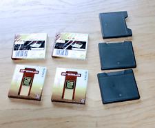 6 Sony Premium Minidiscs 4 New + 2 Used + Free Case