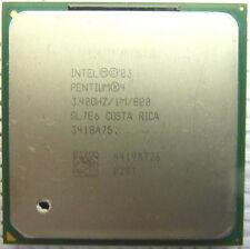 Intel Pentium 4 Socket 478 3.4 GHz 1MB 800 MHz SL7E6 865 875 Chipset Upgrade CPU