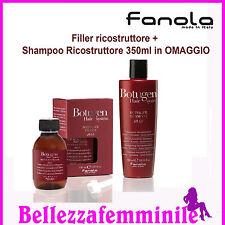 Filler Ricostruttore150ml + Shampoo Ricostruttore350ml Botugen