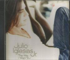 Julio Iglesias Jr The Way I Want You CD Single