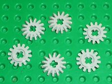 6 x LEGO Technic Engrenages Gear 14 Tooth Bevel 4143 / set 8868 8862 8854 8880