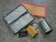 Inspektionspaket Filter Wartungskit Kia Carens II 2,0 CRDI 83KW 2002-