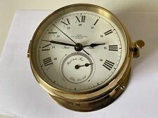 Horloge Pendule Marine et Marée