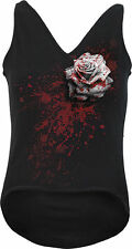 Hip Length Cotton V Neck Party Tops & Shirts for Women