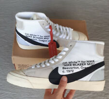 Nike x Off-White Nike Blazer Mid | AA3832-100 | Mens US 10, UK 9, EU 44
