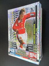 230720-25 Match Attax David Beckham Record Breaker Sonderkarte