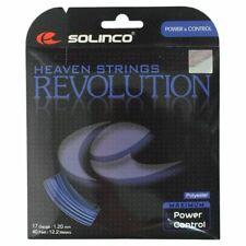 Solinco Revolution 17g Tennis String (   Blue )