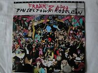 "FRANK ZAPPA ""TINSELTOWN REBELLION"" 2X VINYL LP REMASTERED 1981 UK IMPORT NM"