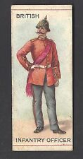 More details for cope - uniforms (square, narrow) - british, infantry officer