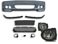 M3 LOOK PARAURTI PER BMW E46 BERLINA + Touring incl. FENDINEBBIA