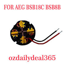 NEW Carbon Brushes For AEG BSB 18B BSB18C BSB8B BSB18 BS18CLI-202C BSS18C12Z-0